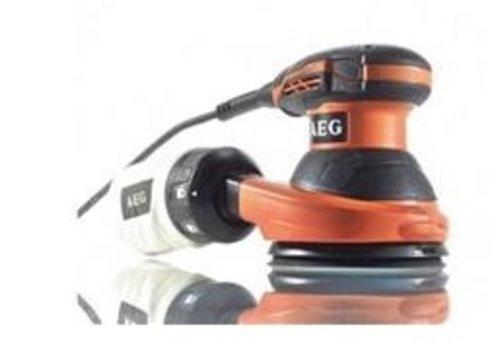 AEG EXCENTRISCHE SCHUURMACHINE EX125ES