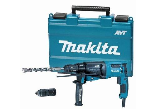 Makita SDS-plus Combihamer in 800W 2,4J Makita HR2631FT