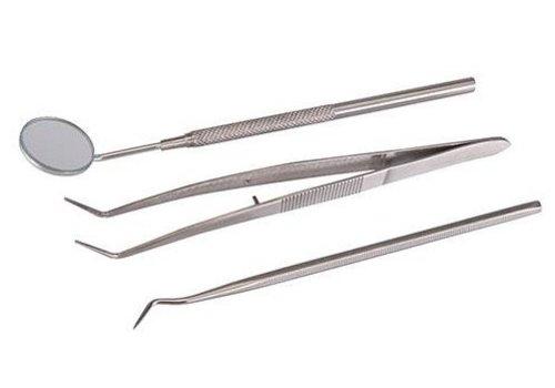 Silverline 3-delige hulpmiddelen set