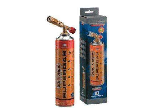 GYS Turbo ECO soldeerbrander incl. 1x 600ml Supergas gaspatroon