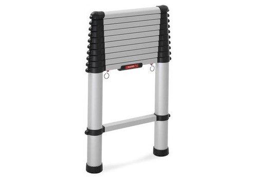 Telesteps Ladder Black Line 3,3 m incl Safety Feet