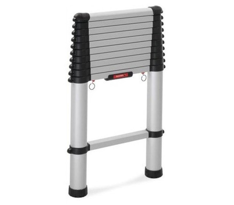 Ladder Black Line 3,3 m incl Safety Feet
