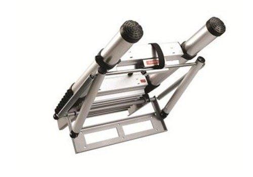 Telesteps Mini zolder ladder Black Line 2,4 mtr