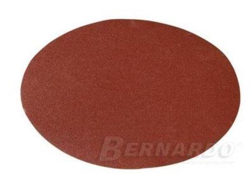 Bernardo 10 st. Schuurschijf 230 mm zelfklevend / K 100
