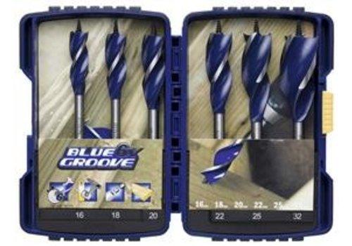 Irwin Houtboor Blue Groove 6x