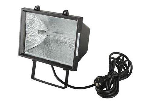 RELIGHT Werklamp 1000W IP54 klasse II halogeen