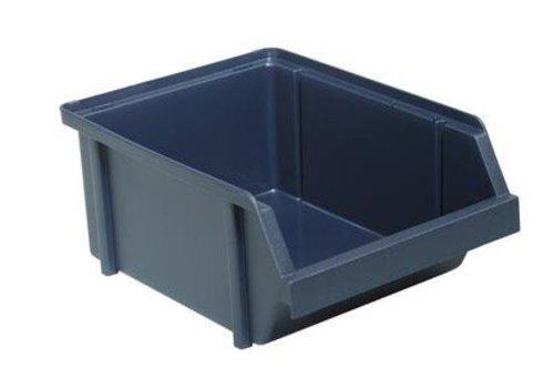 Raaco Magazijnbakken Voorraadbak 3-160 blauw