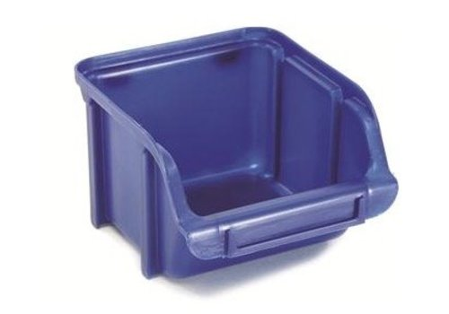 Raaco Magazijnbakken Stapelbak 1, blauw BIN 1
