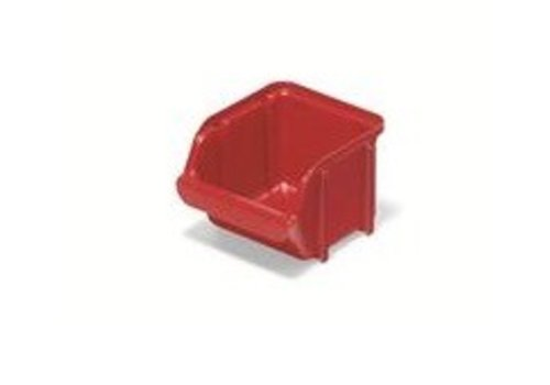 Raaco Magazijnbakken Stapelbak 1, rood BIN 1