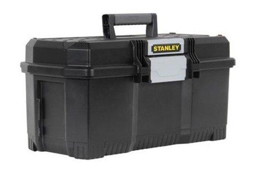 """Stanley gereedschapskoffer 24"""" met drukslot"""