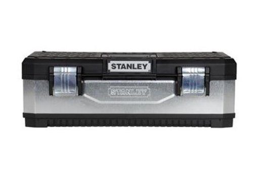 Stanley Galvanised toolbox 26
