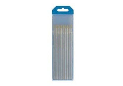 """GYS 10 elektroden """"tungsteen"""" 2,4 mm"""