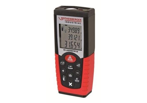 Rothenberger Afstandsmeter RO Laser 50