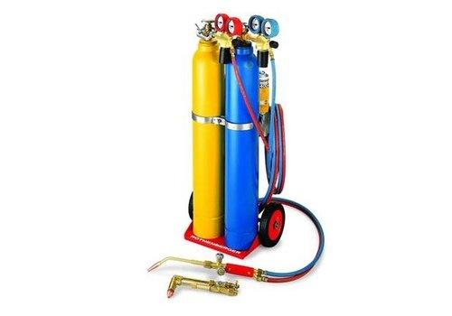 Rothenberger Drie gasinstallatie AMS RE17 10/10