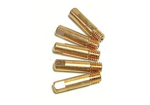 Rothenberger Tip voor MIG/MAG-toorts M6, 0,6mm 5st