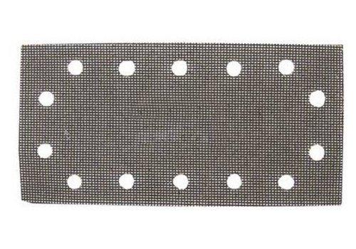 Silverline Klittenband gaas schuurvellen, 115 x 230 mm, 10 pk.