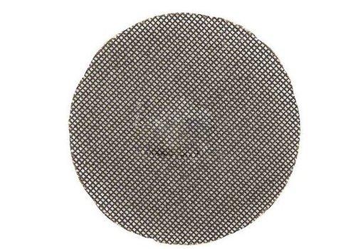 Silverline Klittenband gaas schuurschijven, 115 mm, 10 pk.
