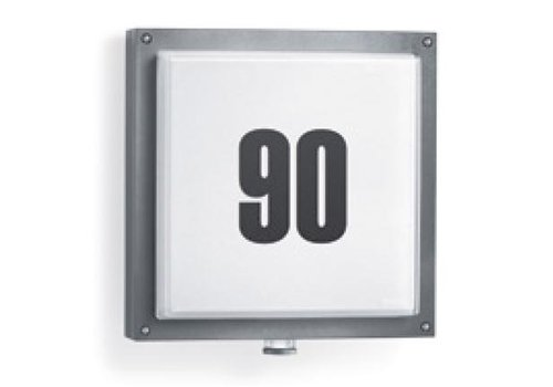 Steinel Sensor buitenlamp L 690 LED Glas Antraciet