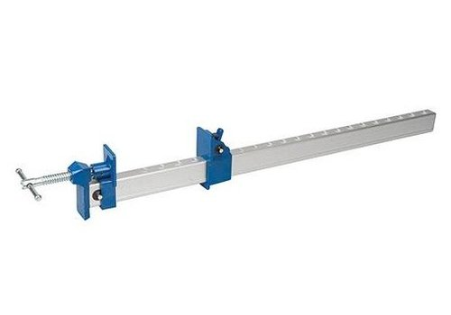 Silverline Aluminium serre joint 600mm