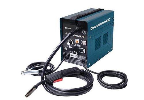 Silverline 120 A gaslose MIG lasmachine 55 - 120 A