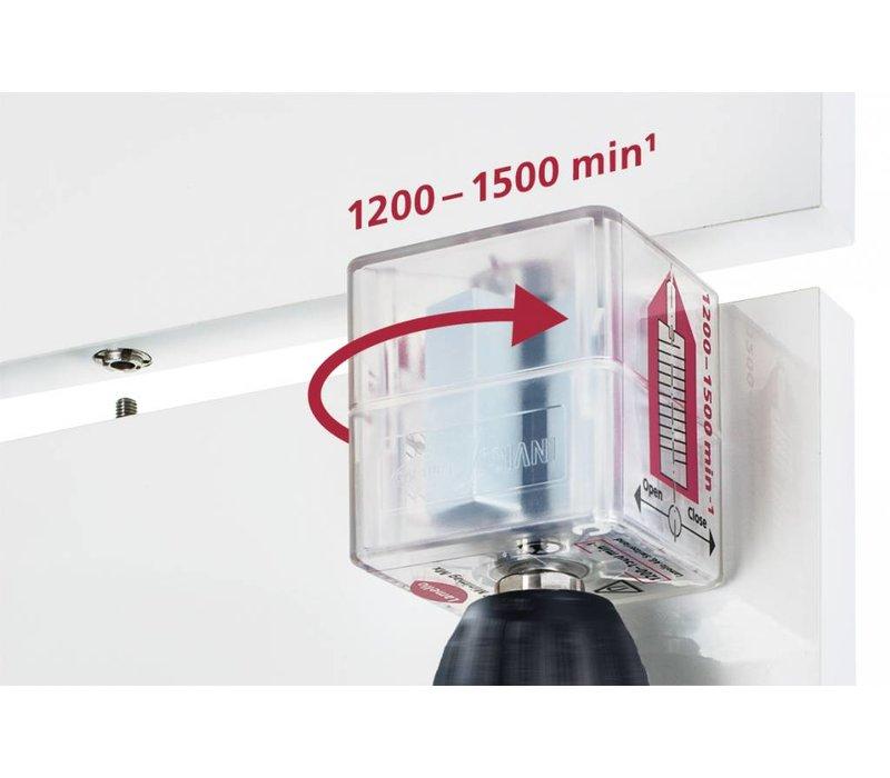 Invis Mx2 Magneetaangedreven verbindingsbeslag