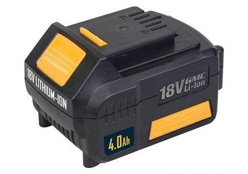 GMC 18 V Li-ion Hi-Cap accu, 4 Ah