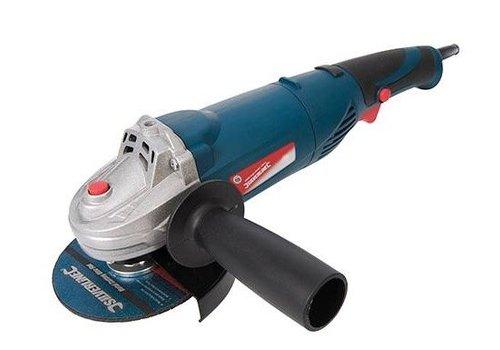 Silverline 1050 W Silverstorm haakse slijpmachine, 125 mm