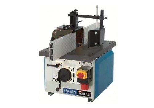Scheppach Freesmachines MOLDA 2.0 - 230V 1,5KW