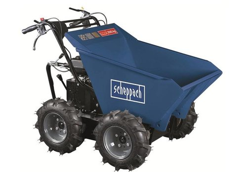 Scheppach Gemotoriseerde kiep/kruiwagen DP3000