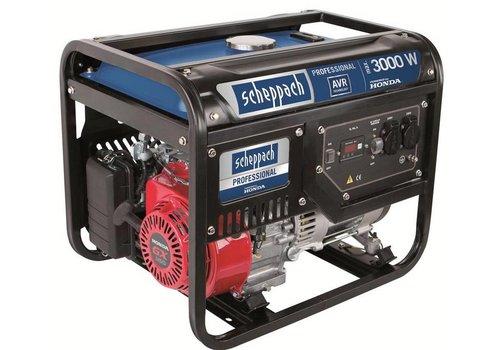 Scheppach Stroomgenerator 3000W SG3500,Honda Motor