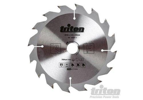 Triton Zaagblad voor draadloze cirkelzagen 165mm