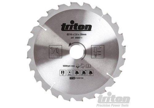 Triton 216 x 30 mm, 24T