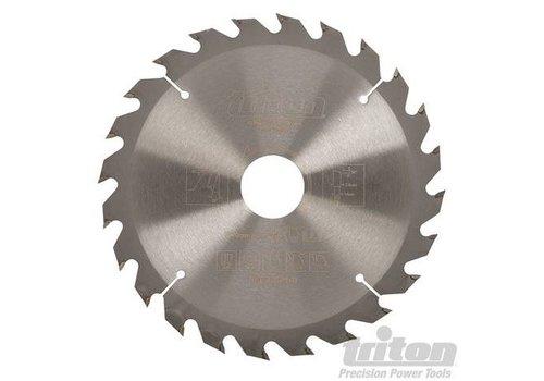 Triton Hout cirkelzaagblad 165mm