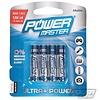 PowerMaster AAA super alkaline batterij LR03, 4 pk.