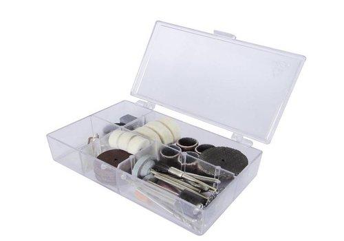 Scheppach Gereedschapset 64-delig in plastic doos