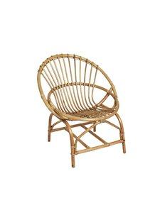 Broste Copenhagen Rattan Chair Freda - natural - Broste Copenhagen