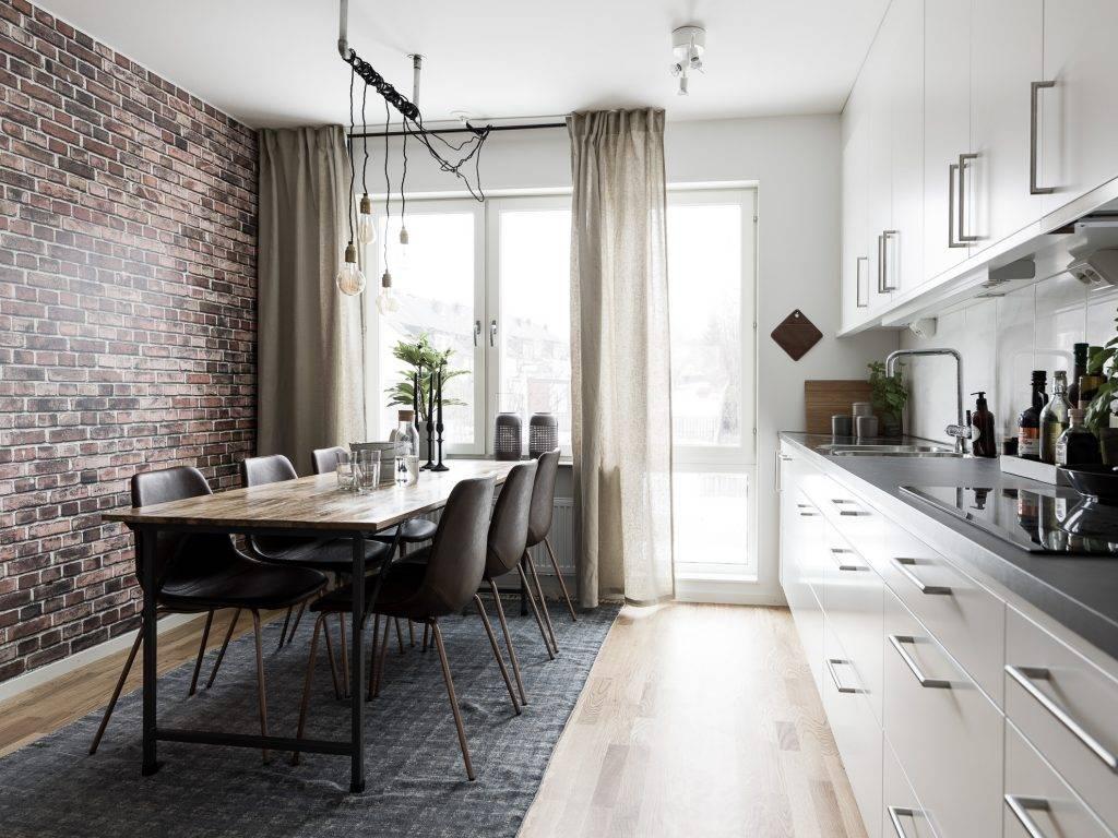 House Doctor Table pliante industrielle - metal et bois - 180x80cm - House Doctor