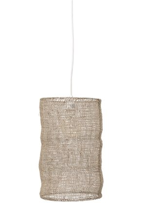 Bloomingville Pendant lamp in Jute - natural - Ø27xH45cm - Bloomingville
