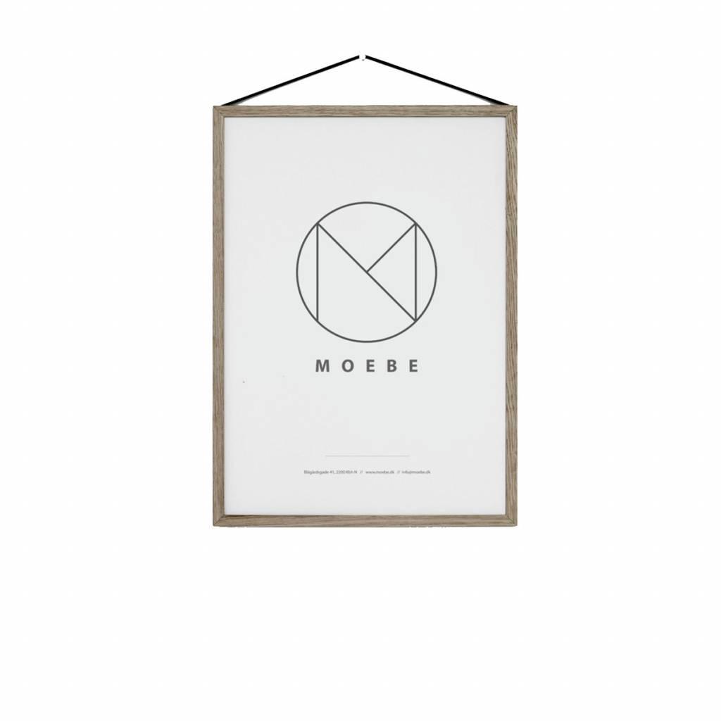 Moebe Cadre en bois de chêne - A4 - MOEBE