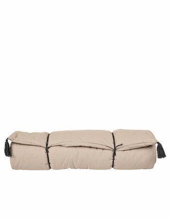 Broste Copenhagen Bench mattress - 35xL100cm - Taupe - Broste Copenhagen