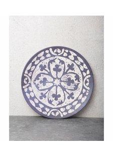 Urban Nature Culture - UNC Plato azulejo Europeo - Ø30cm - UNC