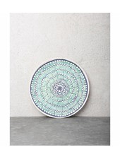 Urban Nature Culture - UNC Assiette Mandala Duo en bambou - Ø20cm - UNC