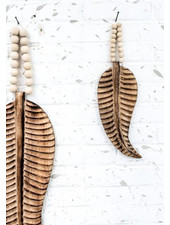 MaduMadu Wall hanging Feather Mala Mini - 30x12cm - MaduMadu