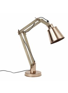 Nordal industrial desk lamp - Copper - Nordal