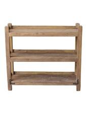 Evenaar Wooden kitchen rack - 90x34x76cm - Evenaar - Unique piece