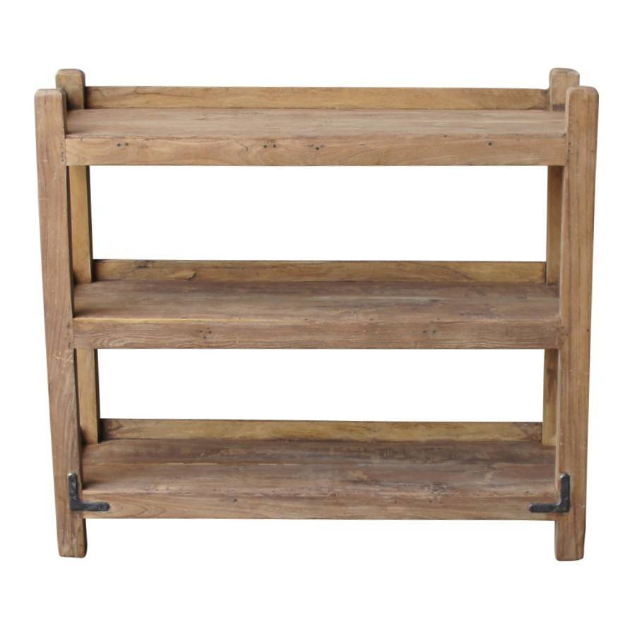 Evenaar Wooden kitchen rack - 90x34x76cm - Evenaar - Unique piece