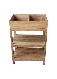 Evenaar Etagere bois cuisine - 85x60x40,5cm - Evenaar - piece unique
