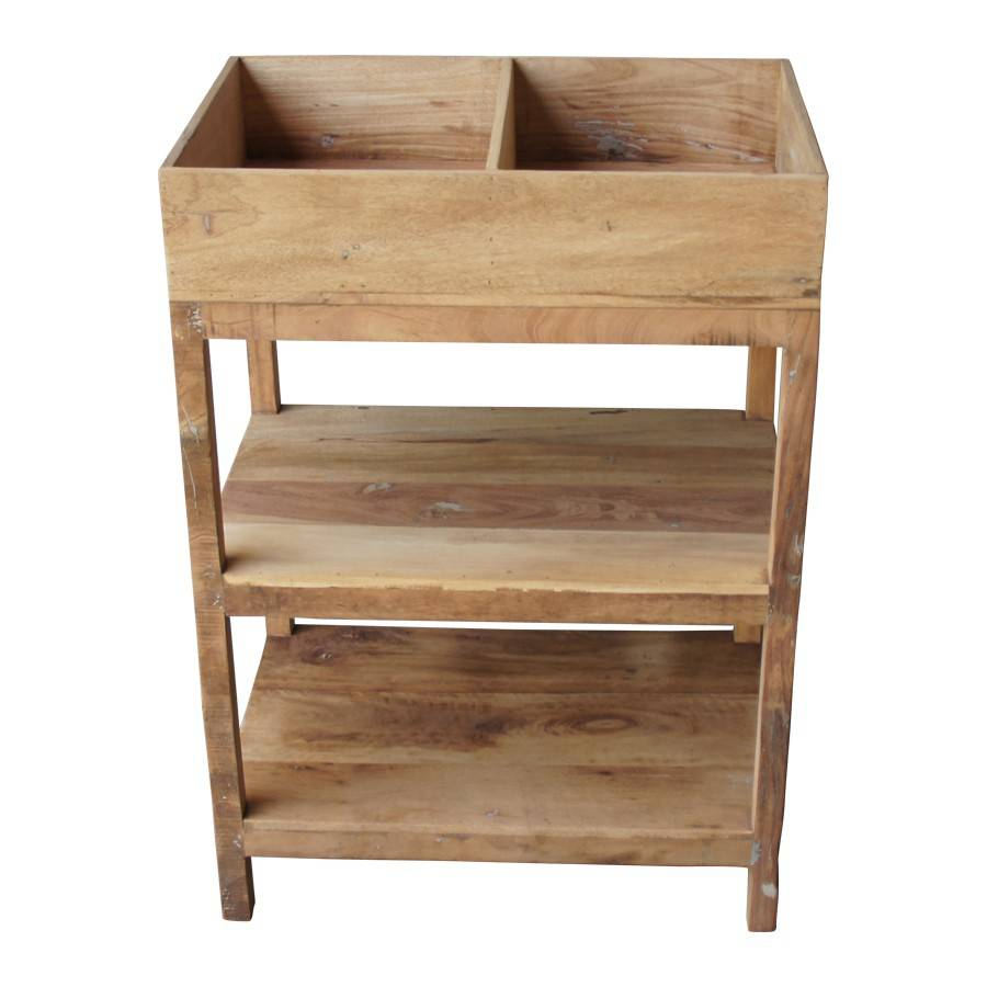 Evenaar Wooden kitchen rack - 85x60x40,5cm - Evenaar - unique piece