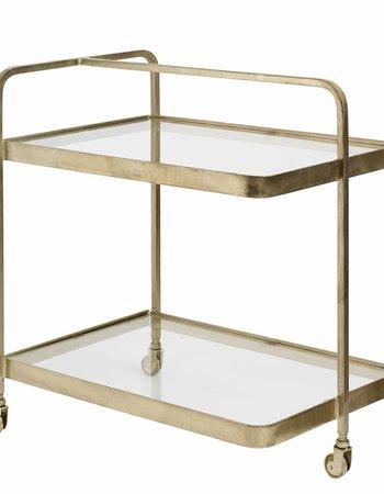 Nordal Brass trolley - Nordal