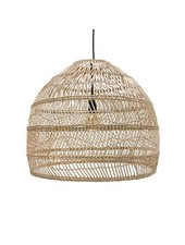 HK Living Wicker pendant lamp - Ø60xh50cm - HK Living